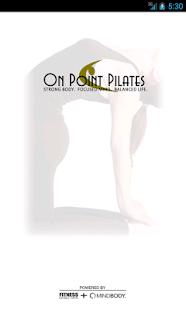 On Point Pilates Studio
