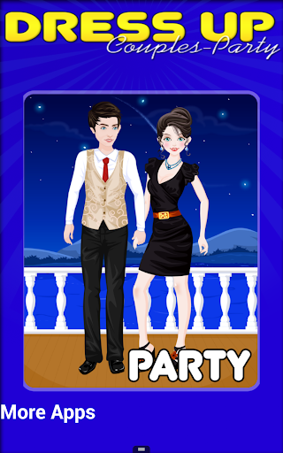 Party Chic Couple Dressup