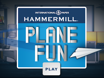 Hammermill Plane Fun- screenshot thumbnail