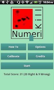 NumeriKill - Free- screenshot thumbnail