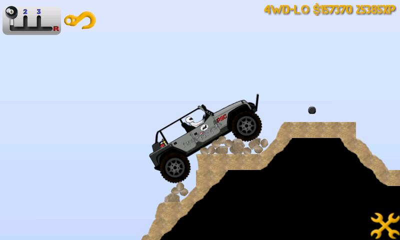 Crawl 4x4 Pro - screenshot