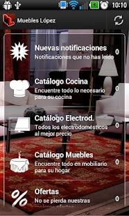 Muebles López- screenshot thumbnail