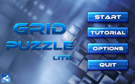 Grid Puzzle Lite