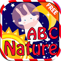 ABC Nature Flashcard Write