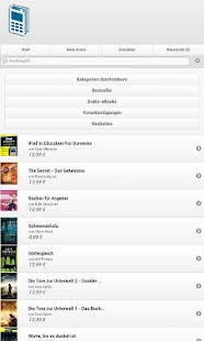 Mobile Ebooks - screenshot thumbnail