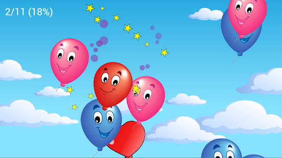 Kids Balloon Pop Game Free - screenshot thumbnail