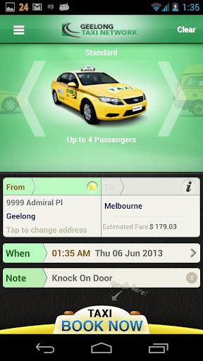 【免費旅遊App】Geelong Taxi-APP點子