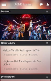 JKT48 Lovers - screenshot thumbnail