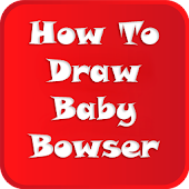 How To Draw Baby Bowser