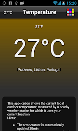 Temperature Free Screenshot 4
