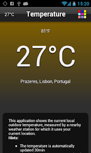 Temperature Free- screenshot thumbnail