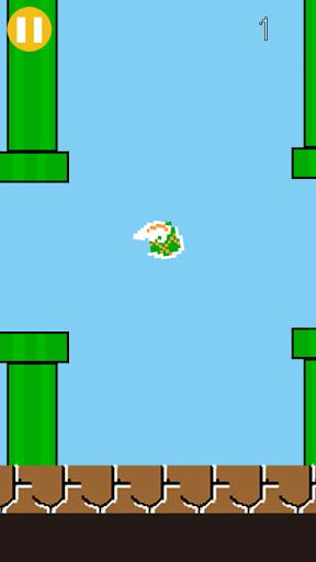 フラッピー亀