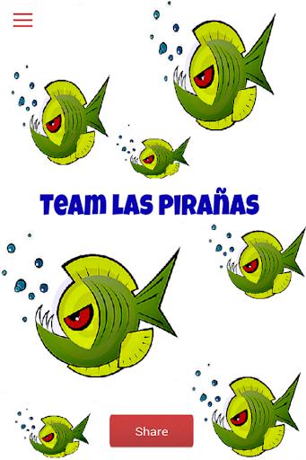 Team Las Pirañas