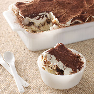 Angel Food Cake Tiramisu.