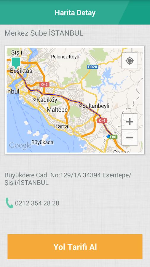 Mobil Şube - screenshot