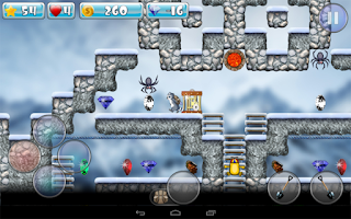 Screenshot of Dig And Run Raccoon! Free