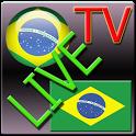 Brasil TV Live - ao vivo Pro icon
