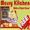 Messy Kitchen Hidden Objects icon