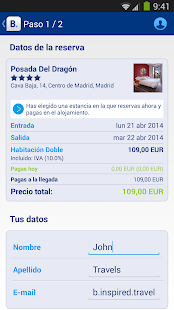 Booking.com: +430.000 hoteles - screenshot thumbnail