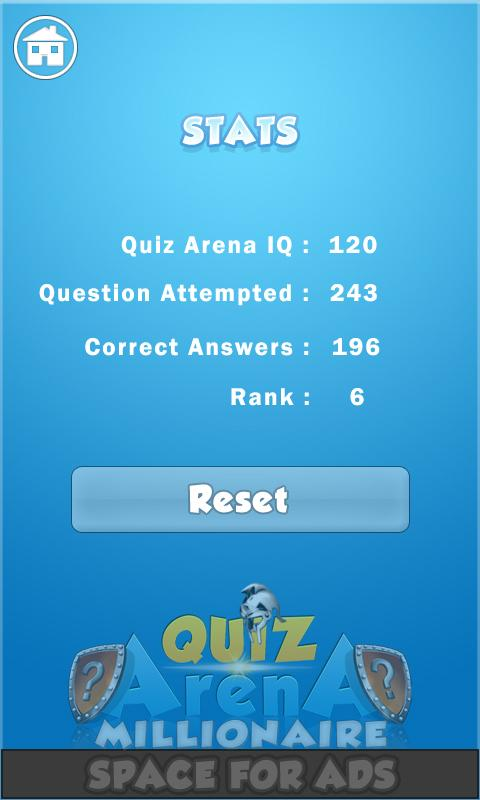 Quiz Arena- screenshot