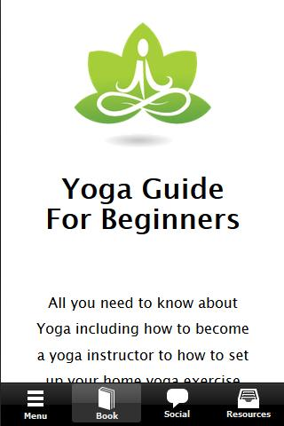 Yoga Guide For Beginners