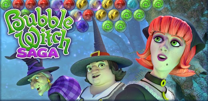 Bubble Witch Saga 2.3.2 apk
