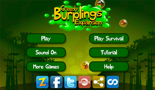 Greedy Burplings Lite - screenshot thumbnail