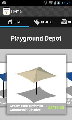 Playground Depot