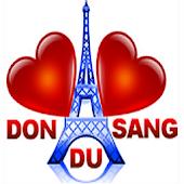 Don du Sang à Paris
