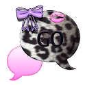GO SMS THEME/LeopardGift4U icon