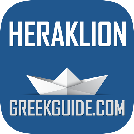 HERAKLION by GreekGuide.com LOGO-APP點子