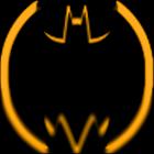 Orange Batcons Icon Skins icon