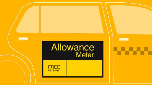 Allowance Meter Free