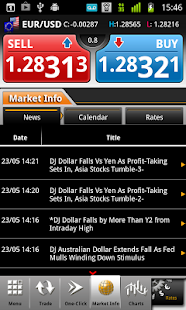 Z.com Trader Mobile- screenshot thumbnail