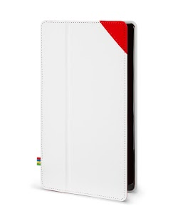 Nexus 7 (2013) Case - White/Red - screenshot thumbnail