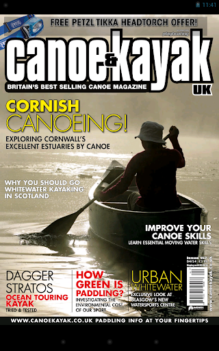 Canoe Kayak UK Magazine