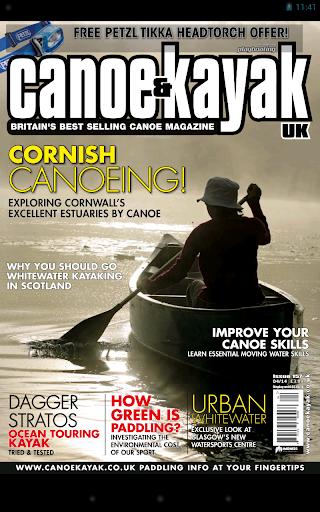 Canoe Kayak UK Magazine