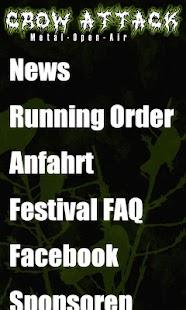 Crow Attack Festival- screenshot thumbnail