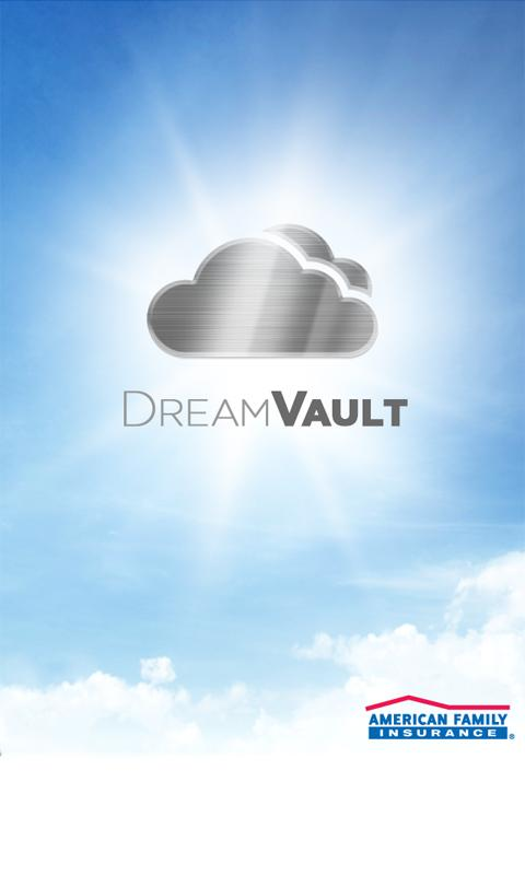 DreamVault- screenshot
