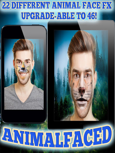 AnimalFaced - Face Mask Booth