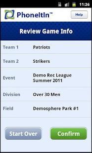 PhoneItIn- screenshot thumbnail