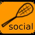 Squash Scorer – Social logo