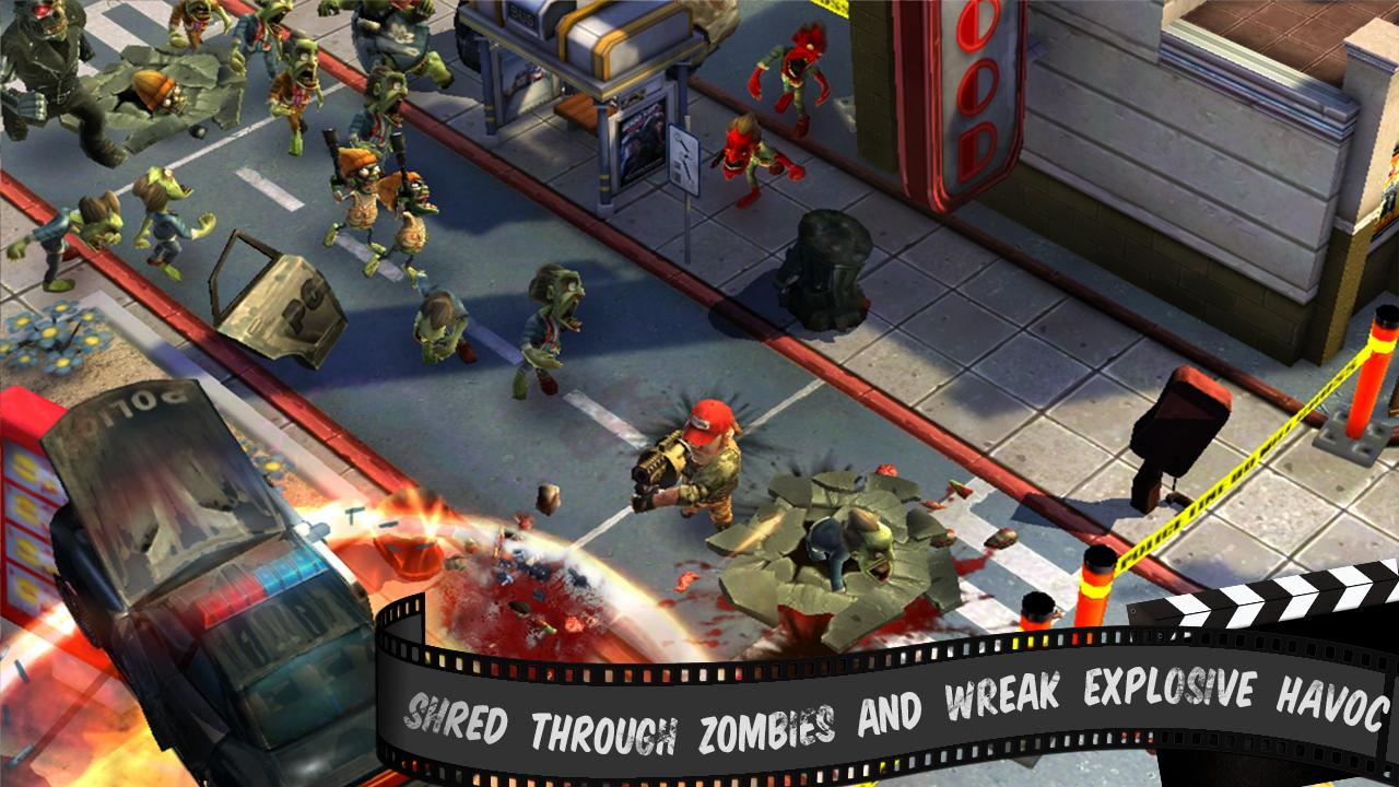 Zombiewood – Zombies in L.A! screenshot #9