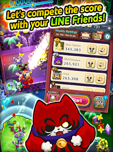 LINE Ninja Strikers - screenshot thumbnail