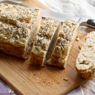 Super Seeded Corn Bread