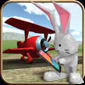 Biplane Bunny