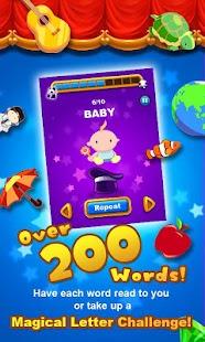 Word Magic: Enchanting ABC- screenshot thumbnail