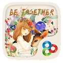 Be together GO Launcher Theme icon
