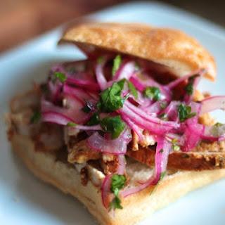 Cuban Chicken Sandwiches Recipe