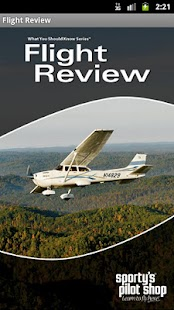 Sporty's Flight Review - screenshot thumbnail
